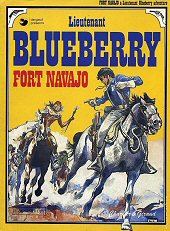 cover: Blueberry - Fort Navajo