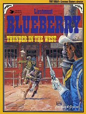 cover: Blueberry - Thunder in the West