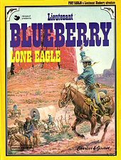 cover: Blueberry - Lone Eagle