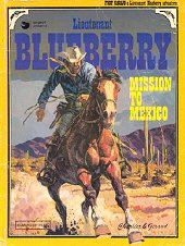 cover: Blueberry - Mission to Mexico