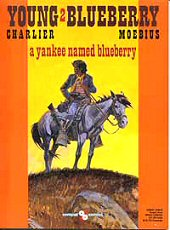cover: Blueberry - A Yankee Named Blueberry