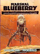 cover: Blueberry - The Lost Dutchman's Mine