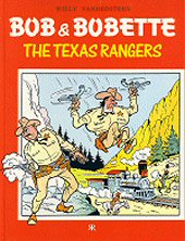 cover: Bob & Bobette - The Texas Rangers