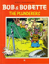 cover: Bob & Bobette - The Plunderers