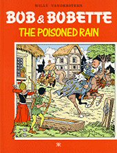 cover: Bob & Bobette - The Poisoned Rain