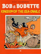 cover: Bob & Bobette - Kingdom of the Sea-snails