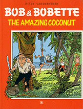 cover: Bob & Bobette - The Amazing Coconut