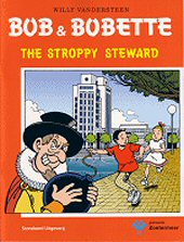 cover: Bob & Bobette - The Stroppy Steward