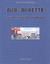 cover: Bob & Bobette - The Pretty Clever Professor