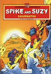 cover: Spike and Suzy - Sagarmatha