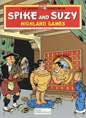 cover: Spike and Suzy - Highland Games