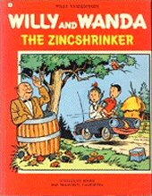 cover: Willy and Wanda - The Zincshrinker