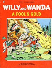 cover: Willy and Wanda - A Fool's Gold