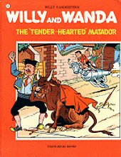 cover: Willy and Wanda - The Tender-Hearted Matador