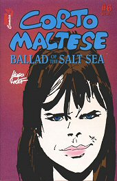 cover: Corto Maltese: Ballad Of The Salt Sea #2