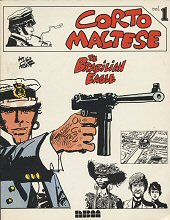 cover: Corto Maltese - The Brazilian Eagle