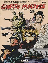 cover: Corto Maltese - A Mid-Winter Morning's Dream