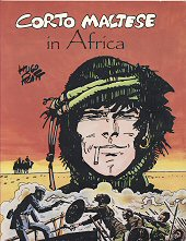 cover: Corto Maltese in Africa