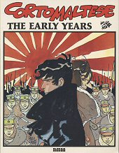 cover: Corto Maltese - The Early Years