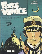 cover: Corto Maltese - Fable of Venice