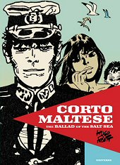 cover: Corto Maltese - The Ballad of the Salt Sea
