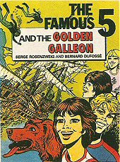 cover: The Famous Five and the Golden Galleon