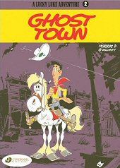 cover: Lucky Luke - Ghost Town