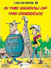 cover: Lucky Luke - In the Shadow of the Derricks