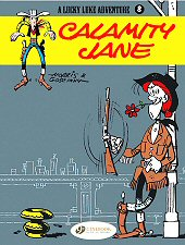 cover: Lucky Luke - Calamity Jane