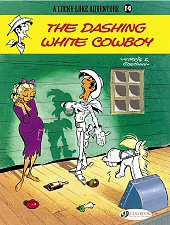 cover: Lucky Luke - The Dashing White Cowboy
