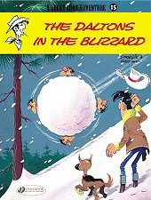 cover: Lucky Luke - The Daltons in the Blizzard