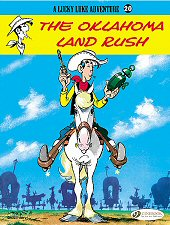 cover: Lucky Luke - The Oklahoma Land Rush