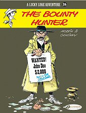 cover: Lucky Luke - The Bounty Hunter