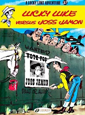 cover: Lucky Luke Versus Joss Jamon