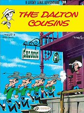 cover: Lucky Luke - The Dalton Cousins