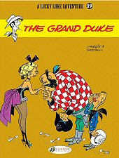 cover: Lucky Luke - The Grand Duke