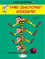 cover: Lucky Luke - The Daltons' Escape