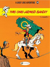 cover: Lucky Luke - The One-Armed Bandit