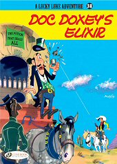 cover: Lucky Luke - Doc Doxey's Elixir