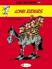 cover: Lucky Luke - Lone Riders