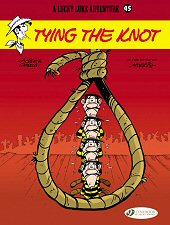 cover: Lucky Luke - Tying the Knot