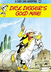cover: Lucky Luke - Dick Digger's Gold Mine