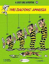 cover: Lucky Luke - The Daltons' Amnesia
