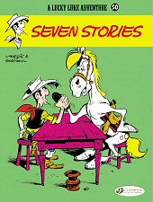 cover: Lucky Luke - Seven Stories
