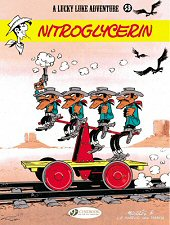 cover: Lucky Luke - Nitroglycerin