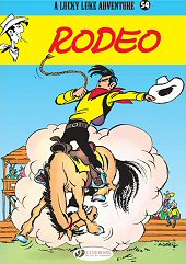 cover: Lucky Luke - Rodeo