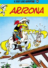cover: Lucky Luke - Arizona