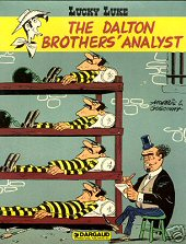 cover: Lucky Luke - The Dalton Brothers' Analyst