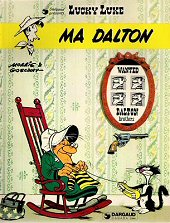 cover: Lucky Luke - Ma Dalton