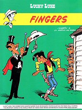 cover: Lucky Luke - Fingers